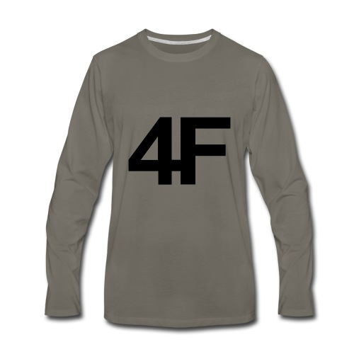 4-F - Men's Premium Long Sleeve T-Shirt