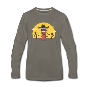 Chili Bandito - Men's Premium Long Sleeve T-Shirt