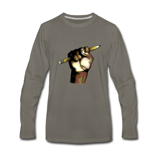 APOGPopStyletrans - Men's Premium Long Sleeve T-Shirt