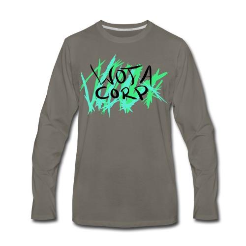 WOTA Corp - Men's Premium Long Sleeve T-Shirt