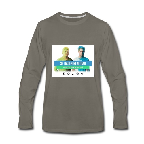 Ancud - Men's Premium Long Sleeve T-Shirt