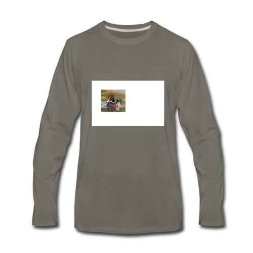 duck_life - Men's Premium Long Sleeve T-Shirt