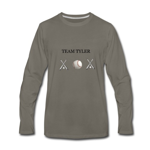 Team Tyler - Men's Premium Long Sleeve T-Shirt