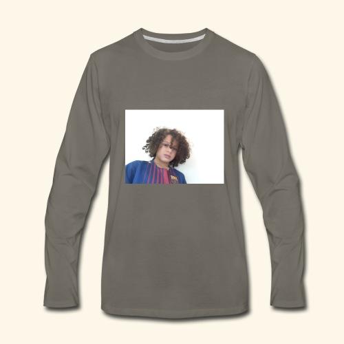ALI'S WORLD VLOGS - Men's Premium Long Sleeve T-Shirt