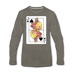 Jack - Men's Premium Long Sleeve T-Shirt