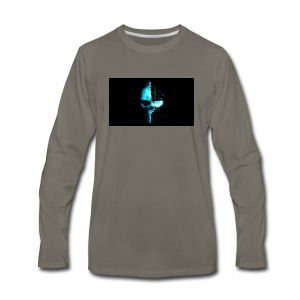 All human - Men's Premium Long Sleeve T-Shirt