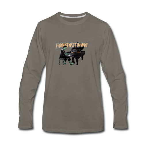 frankensteinway - Men's Premium Long Sleeve T-Shirt