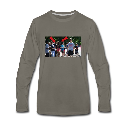 Craiglawrencemerch - Men's Premium Long Sleeve T-Shirt