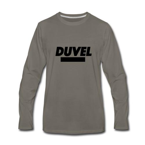 Duvel Bundle 2018 - Men's Premium Long Sleeve T-Shirt