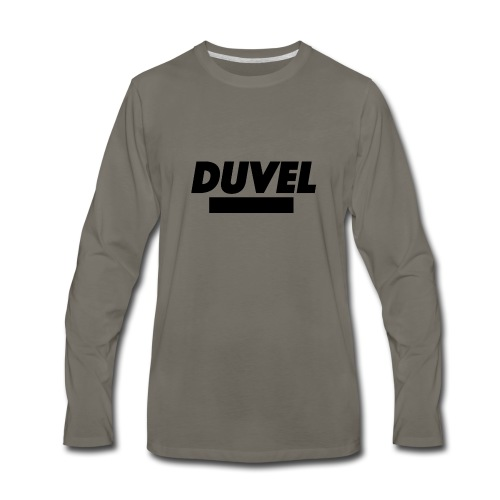 Duvel Bundle 2018 - Men's Premium Long Sleeve T-Shirt