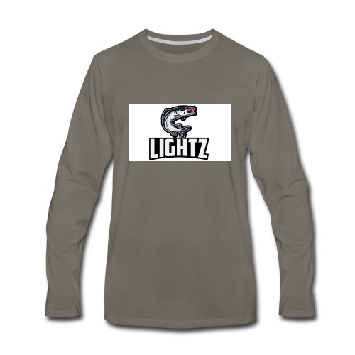 Team Lightz Esport Clothes and accesories - Men's Premium Long Sleeve T-Shirt