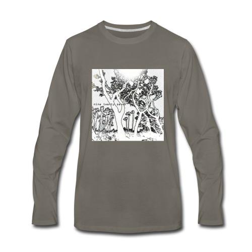 Nine Twenty Seven - Trees - Men's Premium Long Sleeve T-Shirt