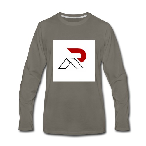 AwaRe eSports - Men's Premium Long Sleeve T-Shirt