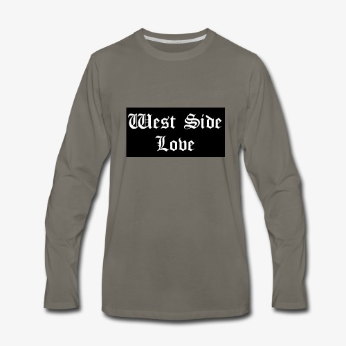 westsidelove - Men's Premium Long Sleeve T-Shirt