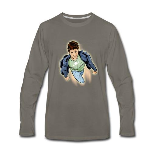 amir tshirt - Men's Premium Long Sleeve T-Shirt