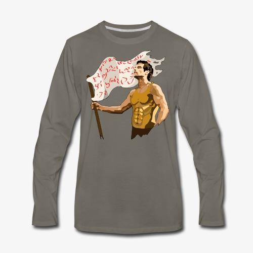 The Captain - Men's Premium Long Sleeve T-Shirt