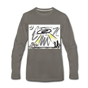 FullSizeRender_-1- - Men's Premium Long Sleeve T-Shirt