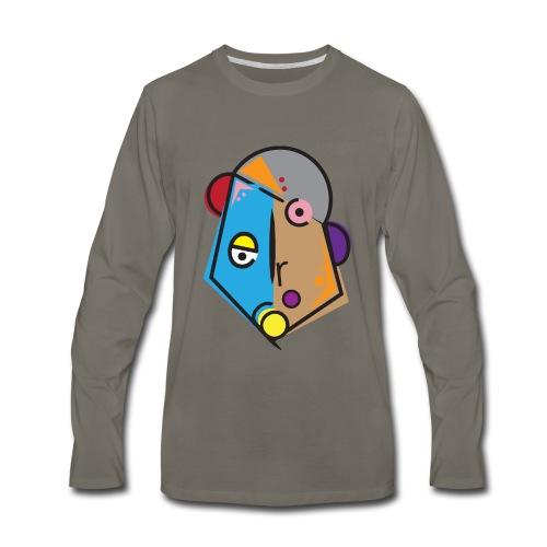 Preston - Men's Premium Long Sleeve T-Shirt