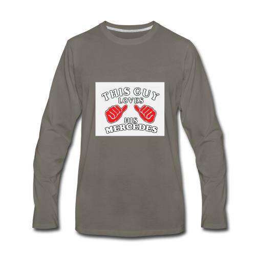 212 - Men's Premium Long Sleeve T-Shirt