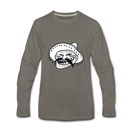 mexican - Men's Premium Long Sleeve T-Shirt