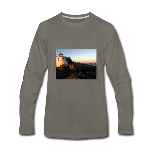 Lighthouse - Men's Premium Long Sleeve T-Shirt