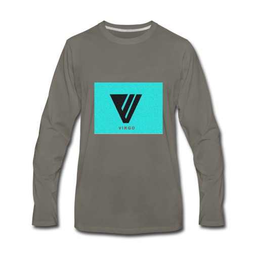 Virgo : Color - Men's Premium Long Sleeve T-Shirt