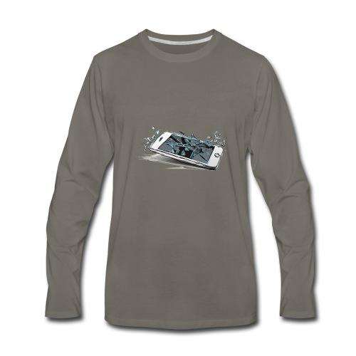 PHONEDESIGN - Men's Premium Long Sleeve T-Shirt