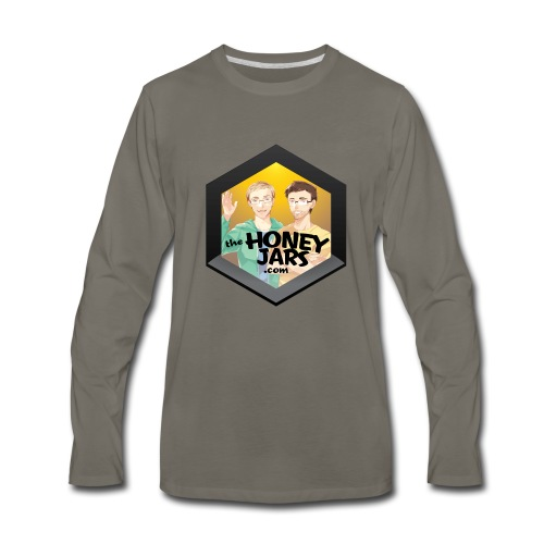 The Honey Jars - Men's Premium Long Sleeve T-Shirt