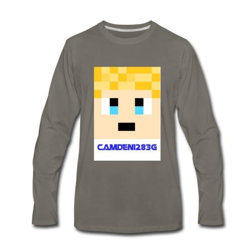 Camden1283G - Men's Premium Long Sleeve T-Shirt