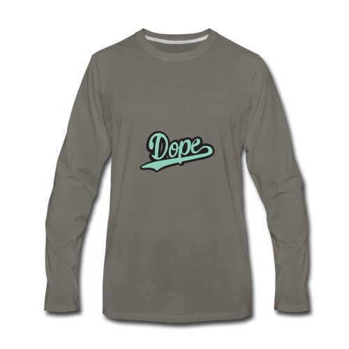 Dope Clothing - Men's Premium Long Sleeve T-Shirt