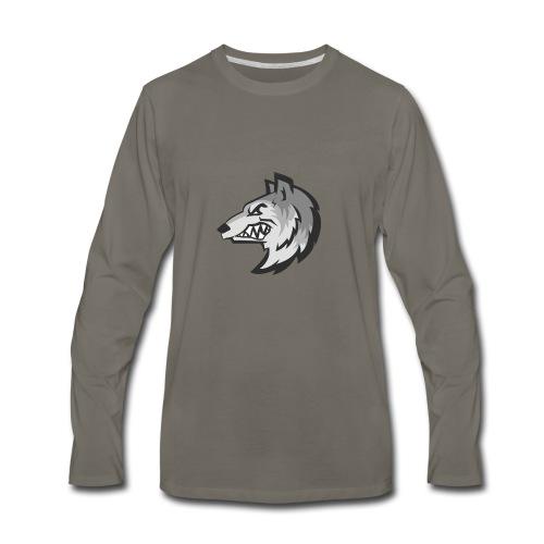 Enivix Wolf - Men's Premium Long Sleeve T-Shirt