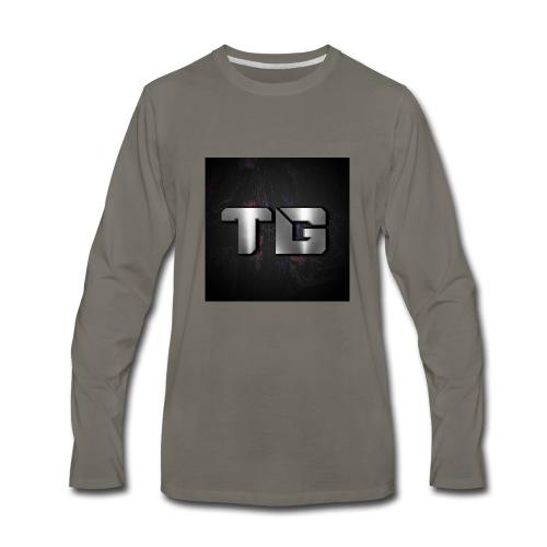 hoodies and spread shirts - Men's Premium Long Sleeve T-Shirt