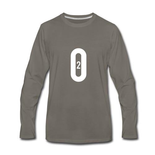 02 - Men's Premium Long Sleeve T-Shirt