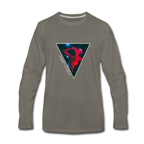 NightKing - Men's Premium Long Sleeve T-Shirt