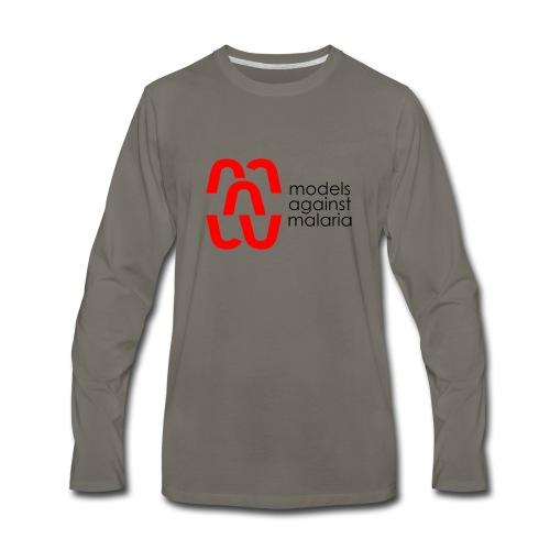 mam LOGO2 - Men's Premium Long Sleeve T-Shirt