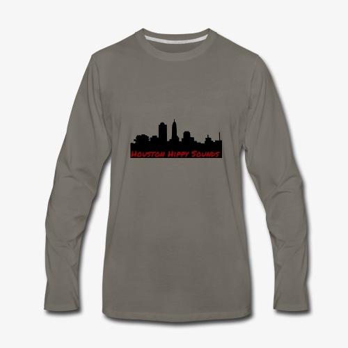 HHSLogo2 - Men's Premium Long Sleeve T-Shirt