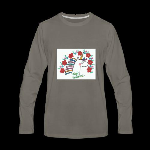 Magic Unicorn - Men's Premium Long Sleeve T-Shirt