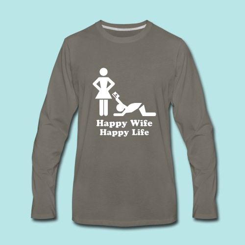 Limited Edition - Men's Premium Long Sleeve T-Shirt