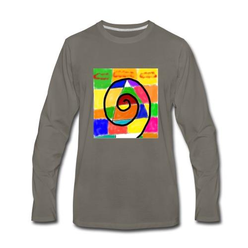 four seasons - Men's Premium Long Sleeve T-Shirt