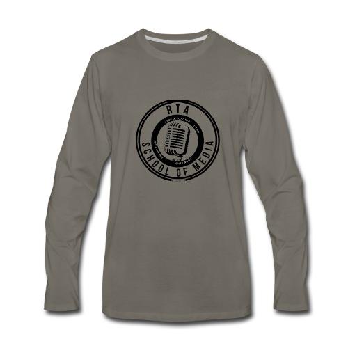 RTA School of Media Classic Look - Men's Premium Long Sleeve T-Shirt