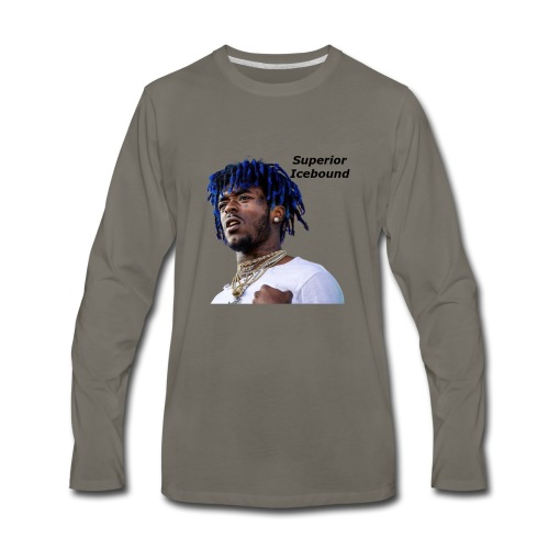 Lil Uzi Vert Phone Case - Men's Premium Long Sleeve T-Shirt