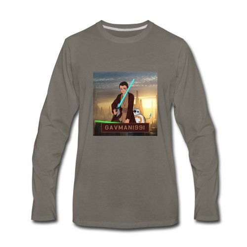 Gavman1991 - Men's Premium Long Sleeve T-Shirt