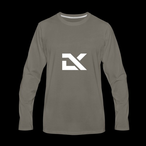 DESIRE KINGDOM - Men's Premium Long Sleeve T-Shirt