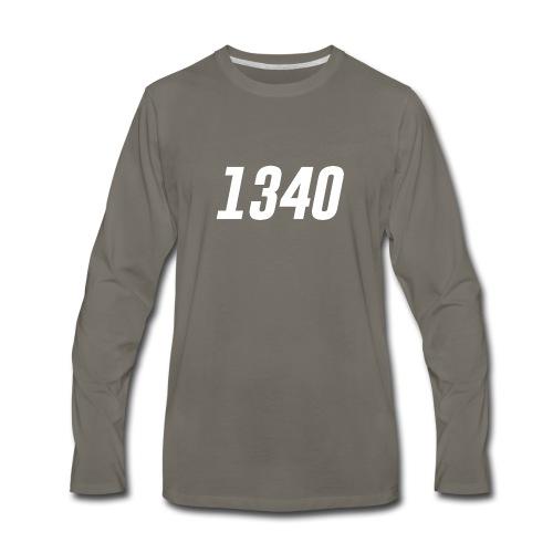 1340 - Men's Premium Long Sleeve T-Shirt