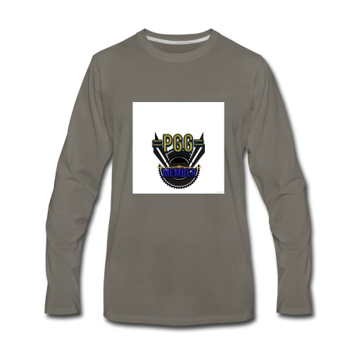 mystic_member_avatar - Men's Premium Long Sleeve T-Shirt