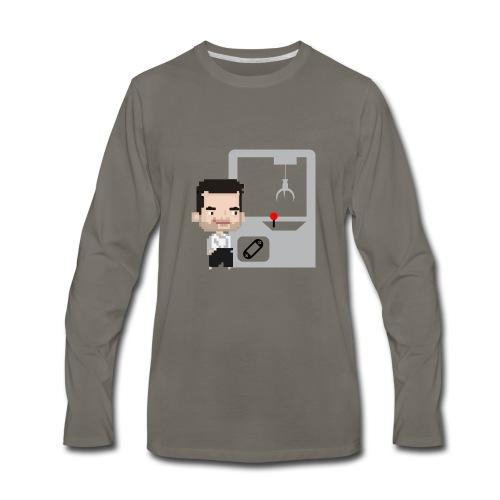 Ufo catch - Men's Premium Long Sleeve T-Shirt