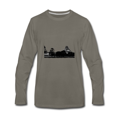 Insyncdesignz - Men's Premium Long Sleeve T-Shirt