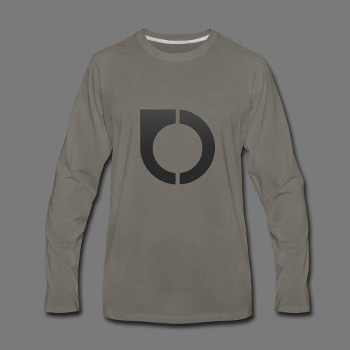 Born Plus - Men's Premium Long Sleeve T-Shirt