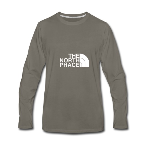 The North PHACE - Men's Premium Long Sleeve T-Shirt