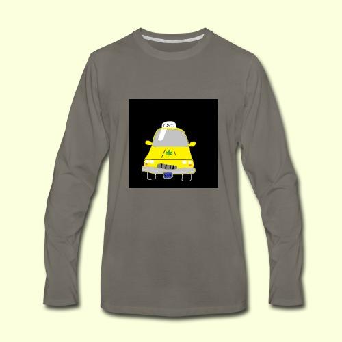 Kush Cab - Men's Premium Long Sleeve T-Shirt